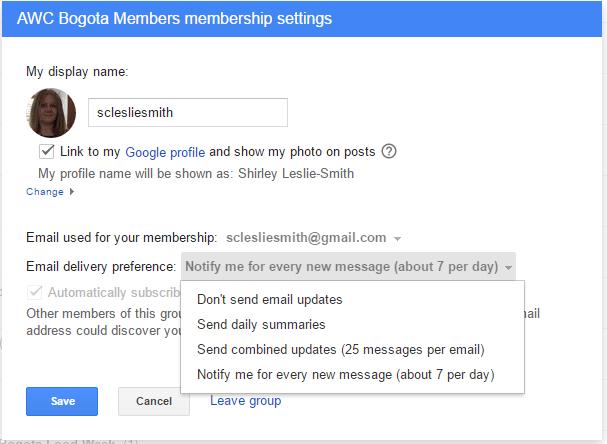 google group 2
