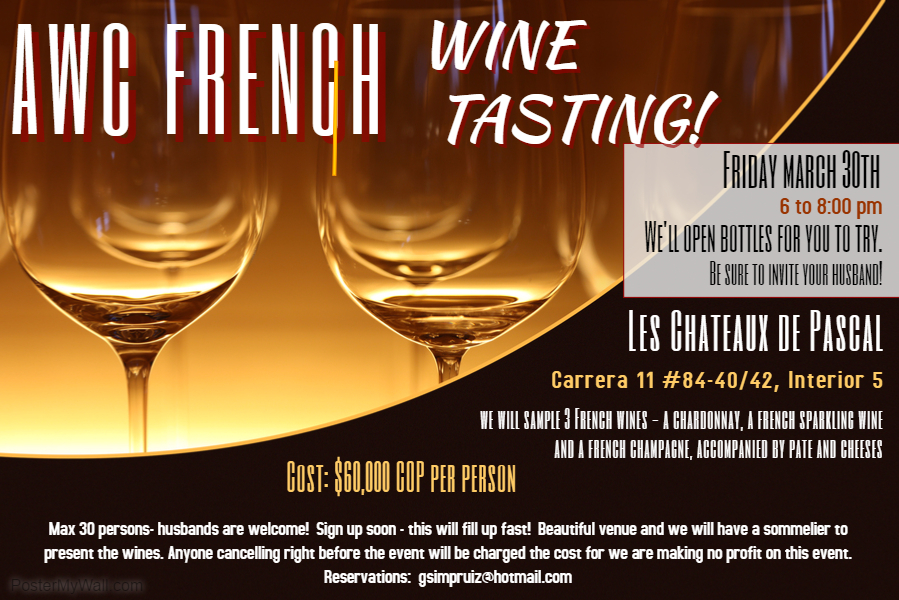 Copy of Wine Tasting Poster Template (1)